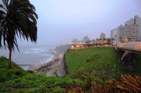 Lima Costa Verde
