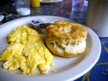 Pete's for breakfast