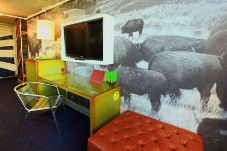 Adoba Eco Hotel guestroom