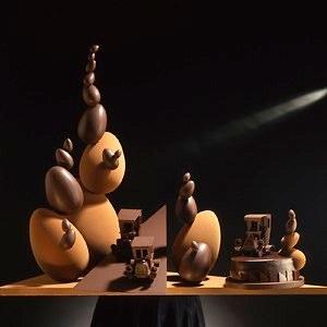 Enric Rovira chocolate