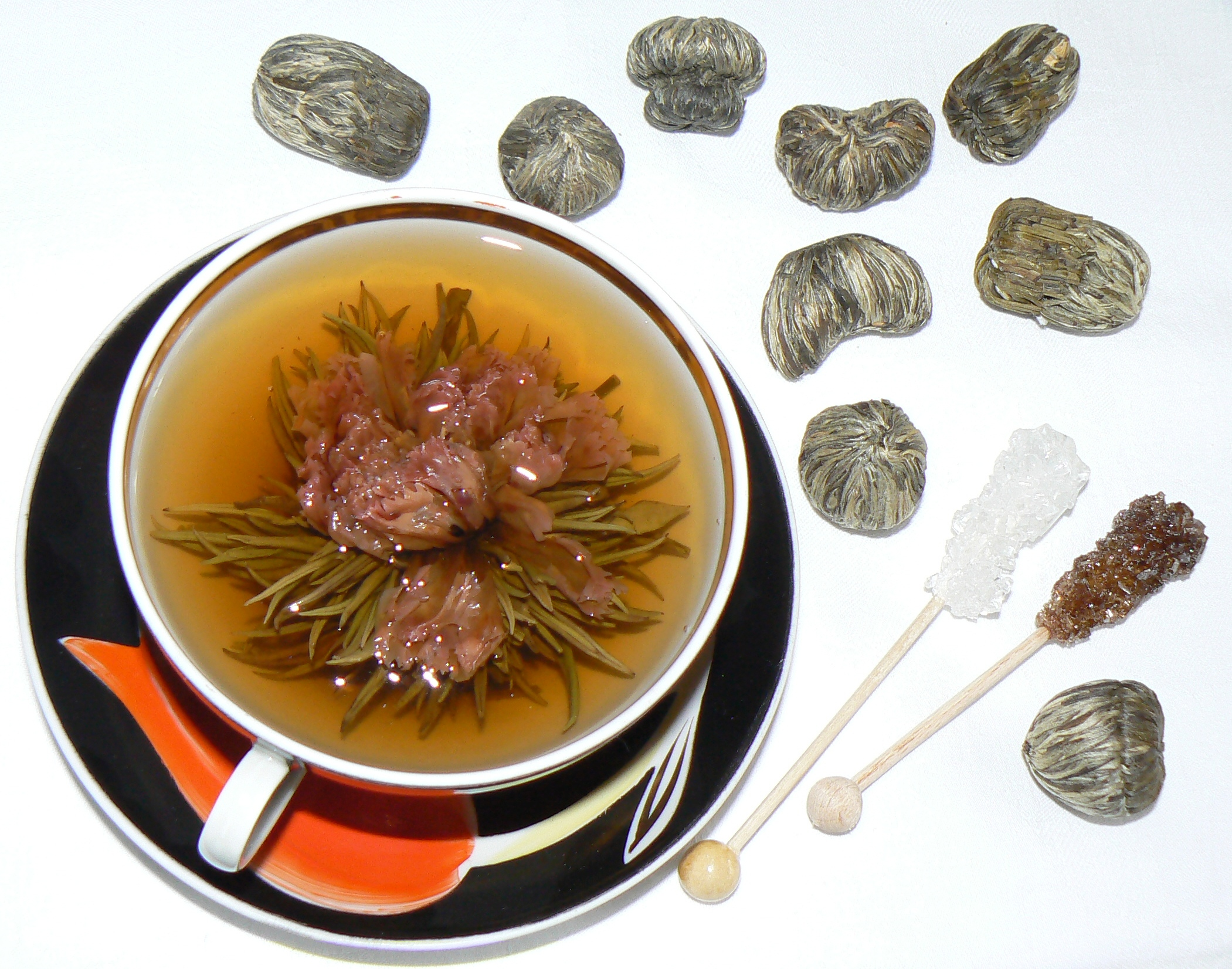 20 homemade tea recipes go eat and give flowering tea 1 dhlflorist Gallery