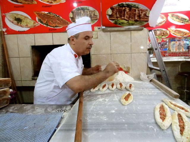 pizza Istanbul