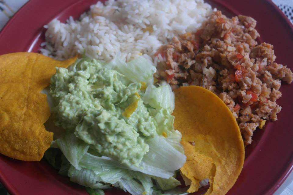 food in Guatemala