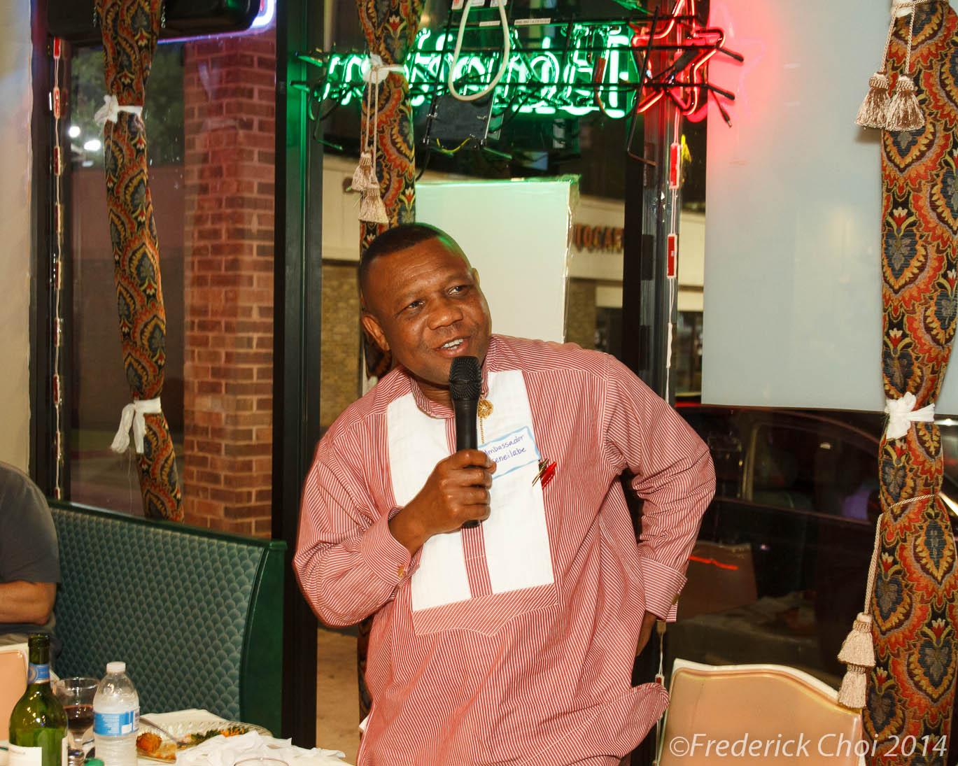 Nigerian Ambassador in Atlanta