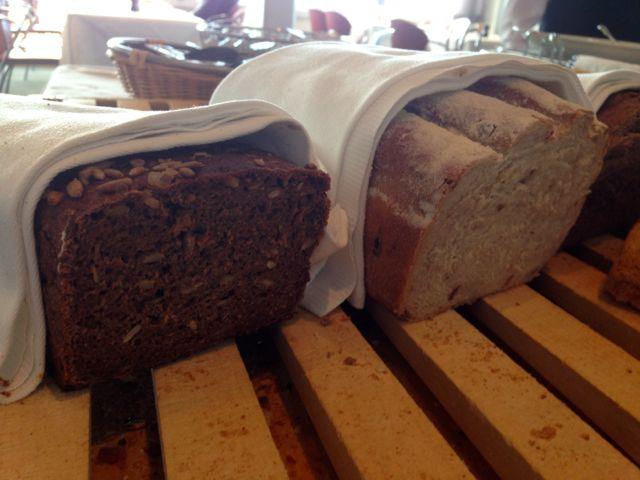 Greenlandic breads for breakfast