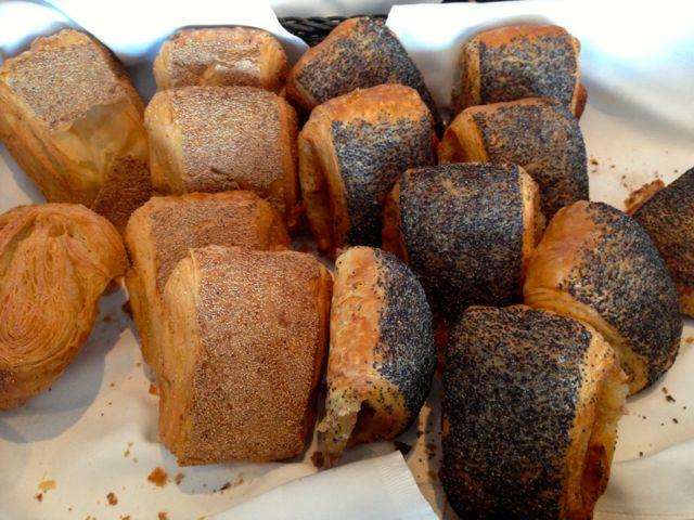 Greenlandic pastries for breakfast