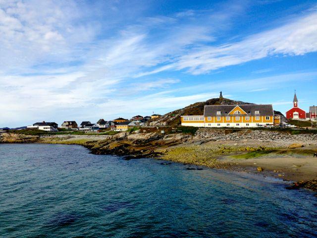 city of Nuuk