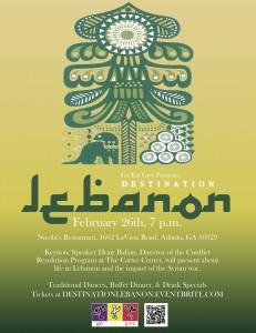 Destination Lebanon @ Nicola's Restaurant | Atlanta | Georgia | United States