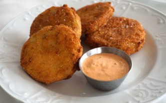 fried green tomatoes serenbe