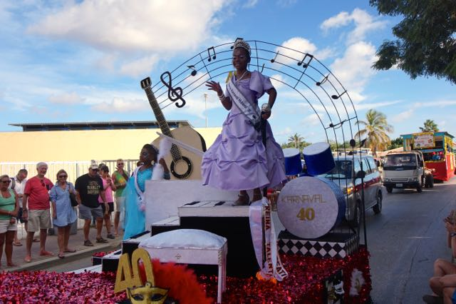 carnival Bonaire