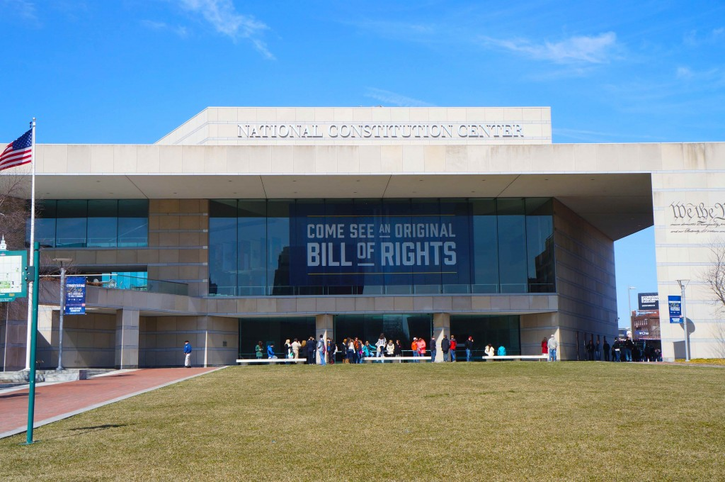Bill of Rights philly