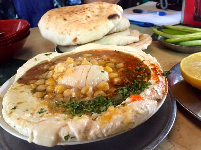 hot hummus israel